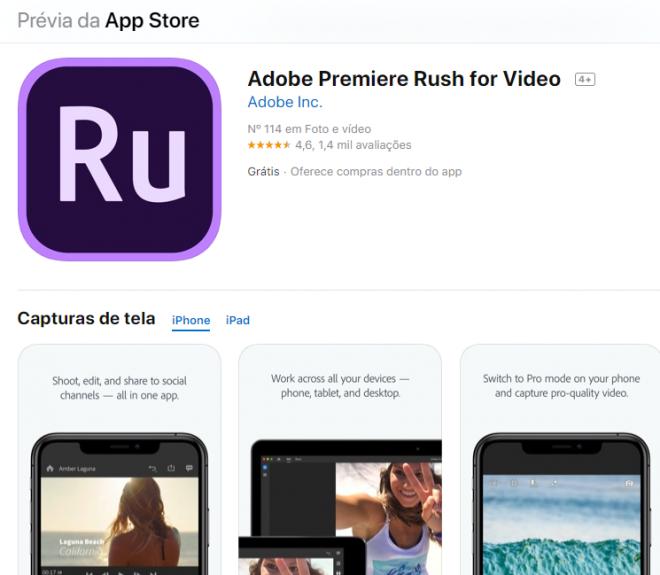 Descubra ótimos aplicativos para editar vídeos no celular - 7