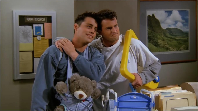 Descubra qual é o episódio mais engraçado de Friends - 1
