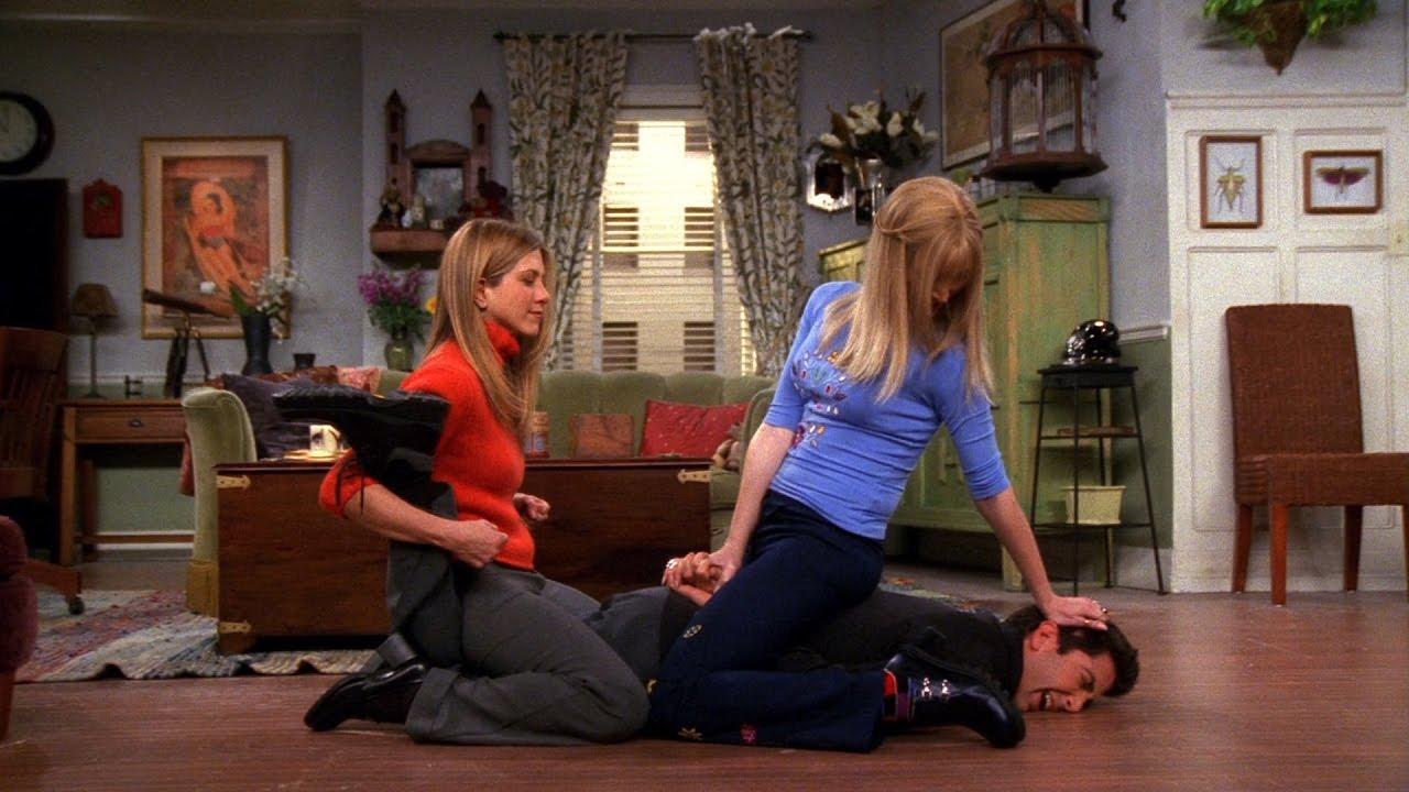 Descubra qual é o episódio mais engraçado de Friends - 4