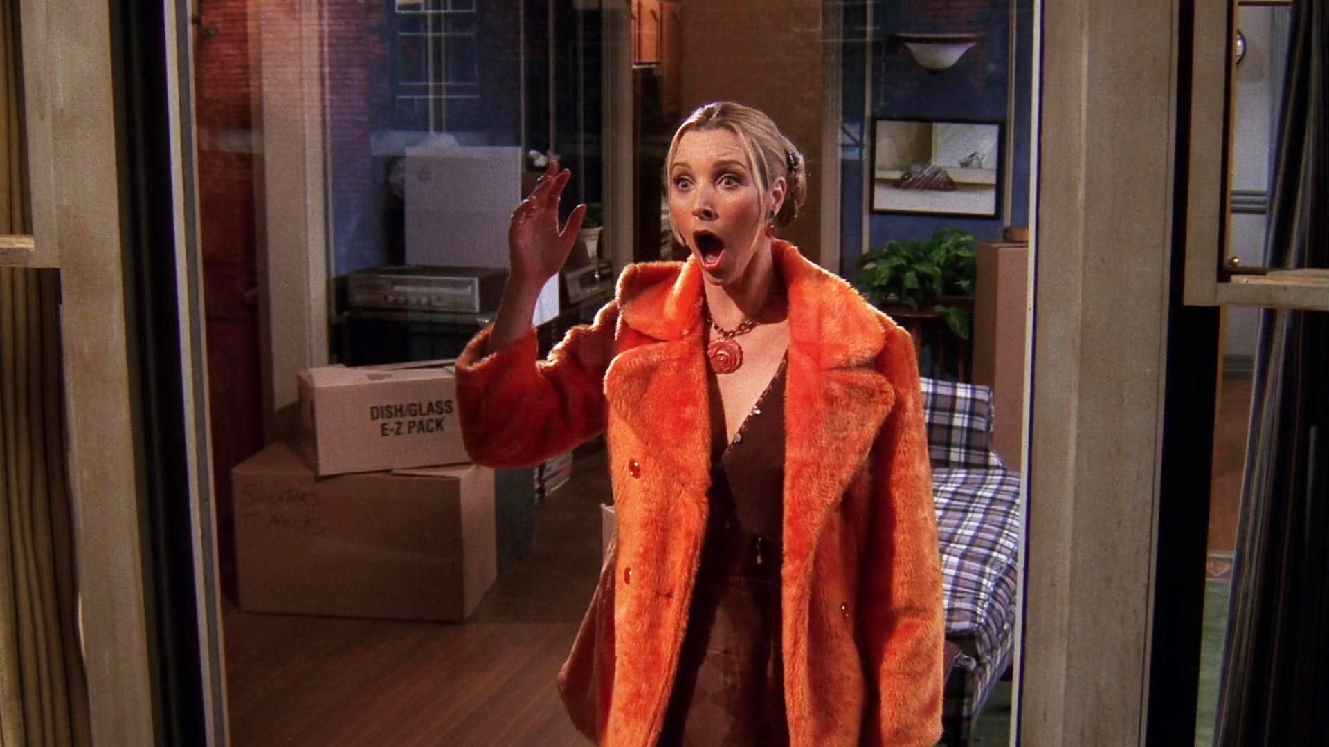Descubra qual é o episódio mais engraçado de Friends - 6
