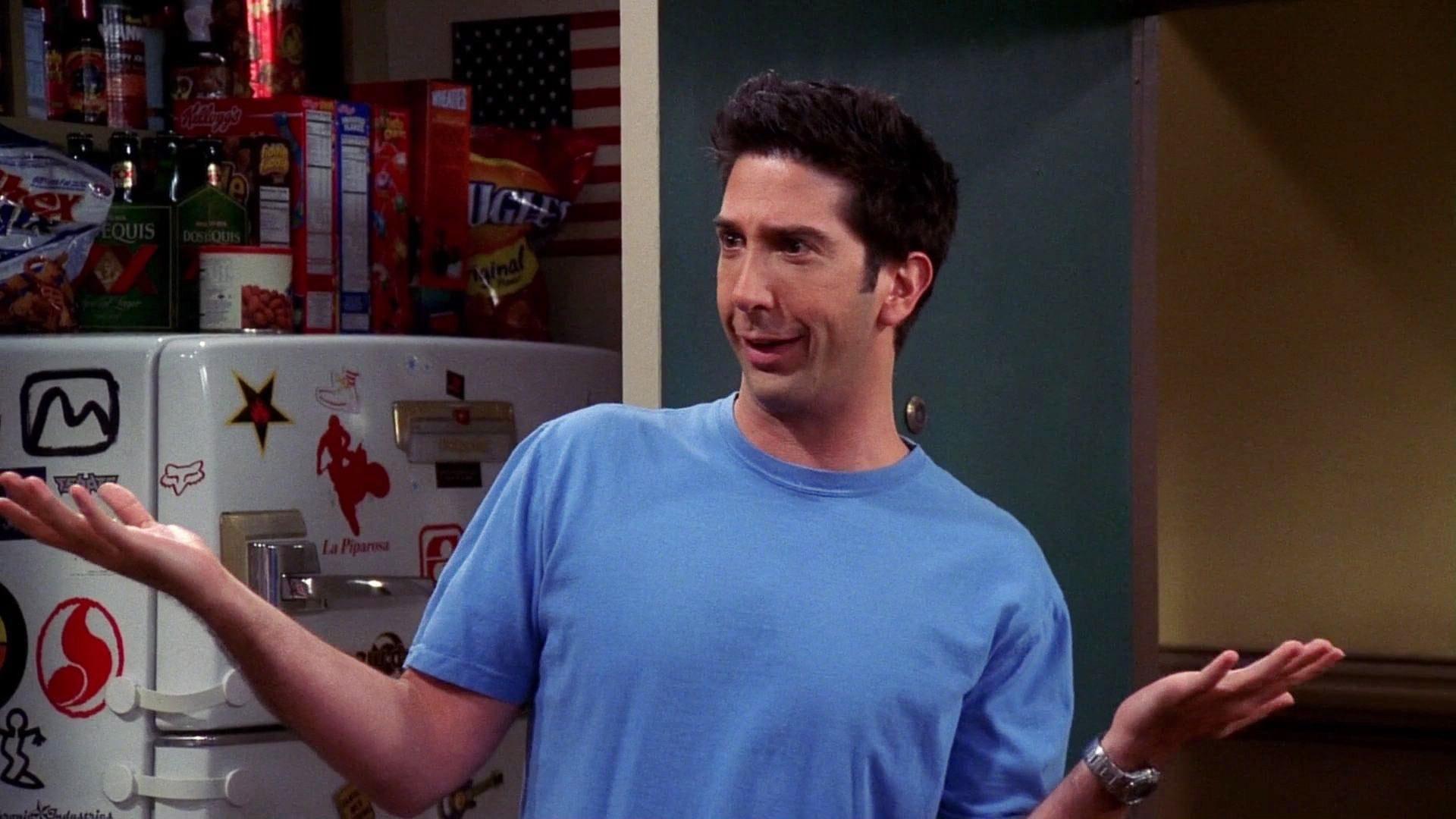 Descubra qual é o episódio mais engraçado de Friends - 7