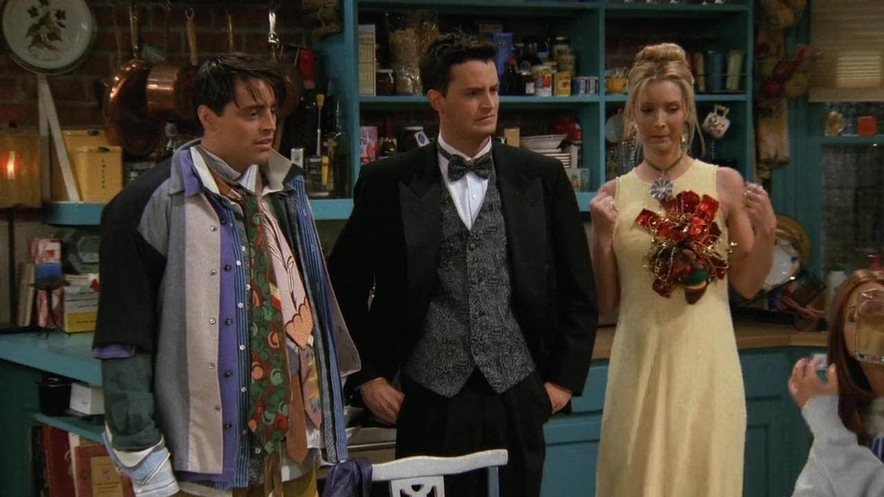 Descubra qual é o episódio mais engraçado de Friends - 8