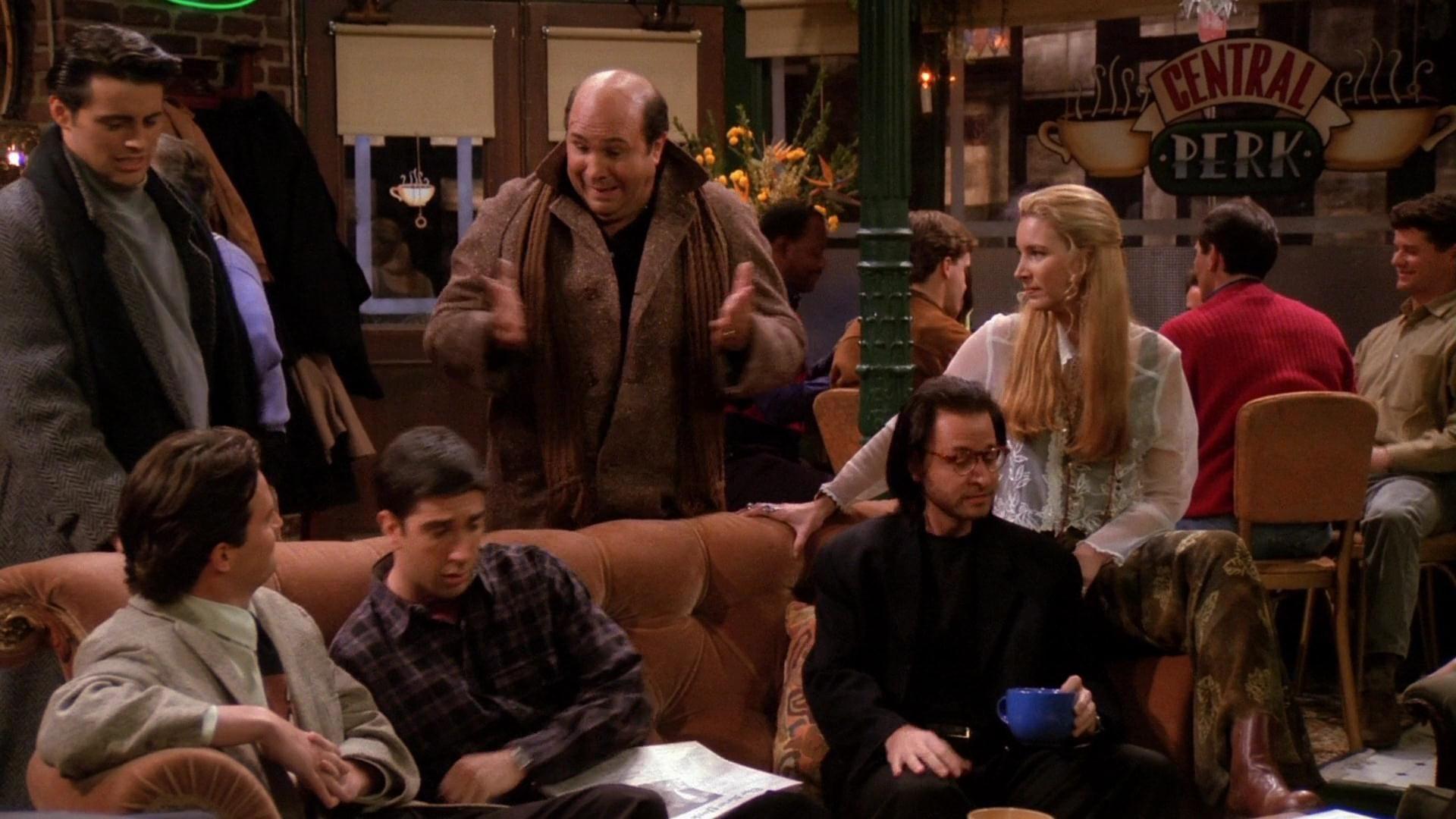 Descubra qual é o episódio mais engraçado de Friends - 9