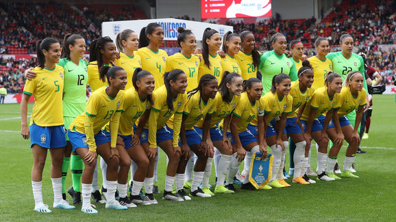 England Women v Brazil Women - International Friendly