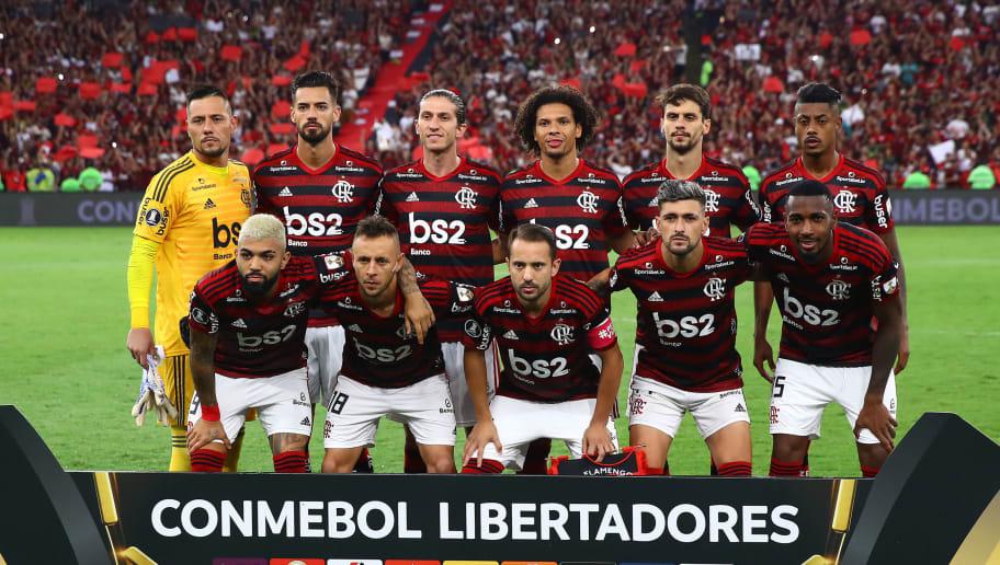 Equipe do Fla chama atenção do Barcelona e representante vai ao Maracanã observar titular - 1