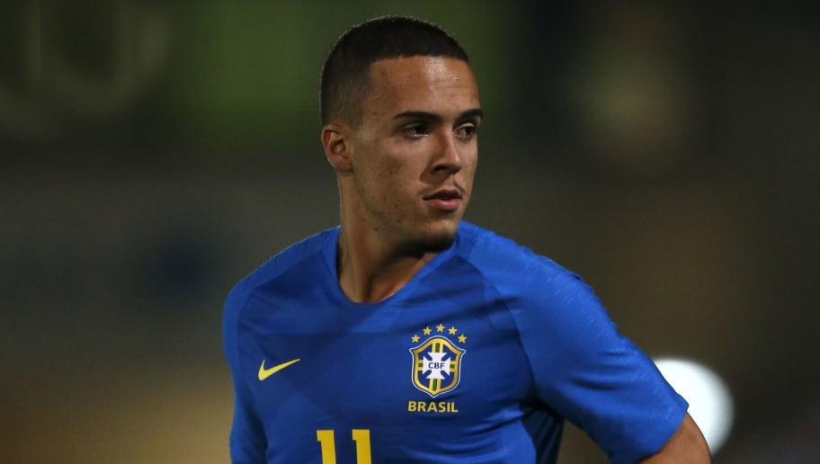 Fã de CR7 e multa astronômica: conheça a joia que dominou a estreia do Brasil no Sub-17 - 1