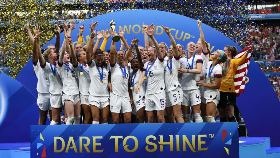 Fifa divulga que mais de um bilhão de pessoas acompanharam a Copa Feminina 2019 - 1