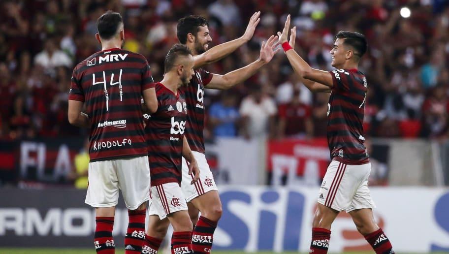 Flamengo de Jorge Jesus mira recorde histórico de Palmeiras dos anos 90 - 1