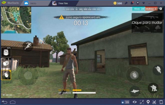 Free Fire | Saiba como jogar o game do momento no PC - 3