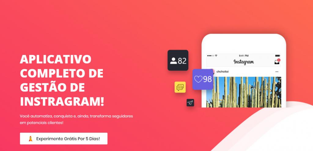 Gerenciagram: aumente seus seguidores e interações no Instagram com o app - 6