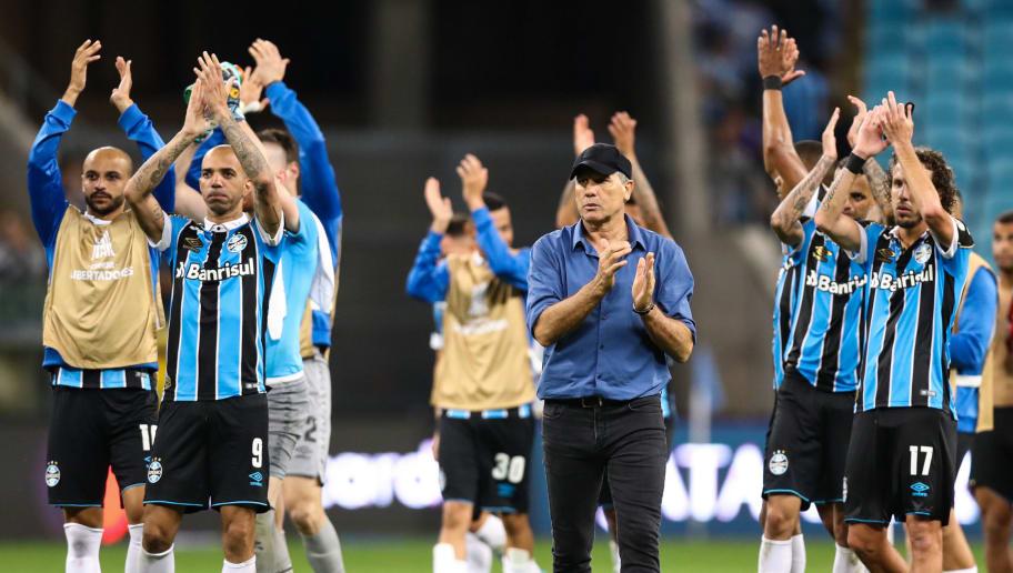 Grêmio de 2019 caminha para bater recorde importante da 'era Renato' - 1