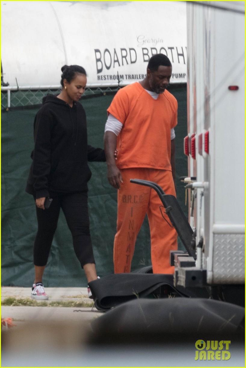 Idris Elba e John Cena aparecem em fotos do novo Esquadrão Suicida - 1
