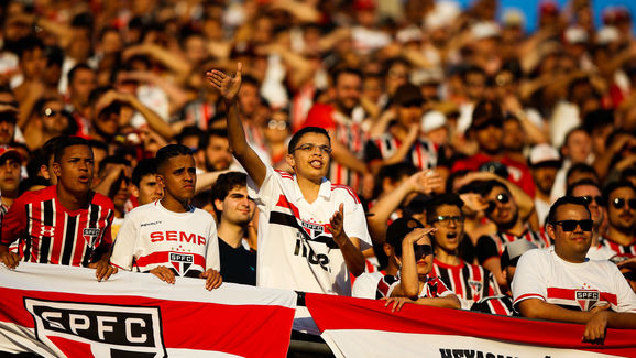 Sao Paulo v America MG - Brasileirao 2018