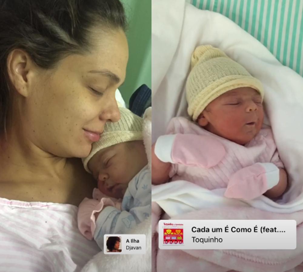 Mauricio Mattar anuncia nascimento da filha sendo pai pela 4ª vez - 1