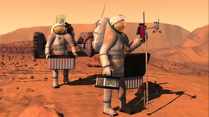 NASA diz que Homem pode chegar a Marte em 2035, mas pede apoio dos governos - 1