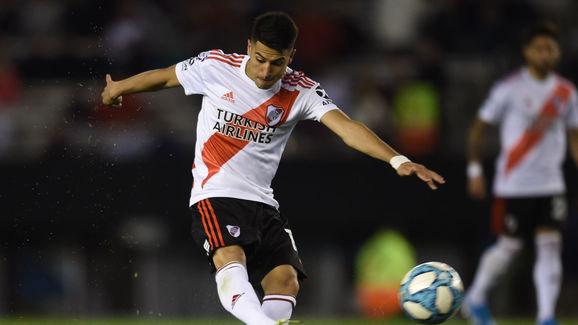 River Plate v Velez Sarsfield - Superliga 2019/20