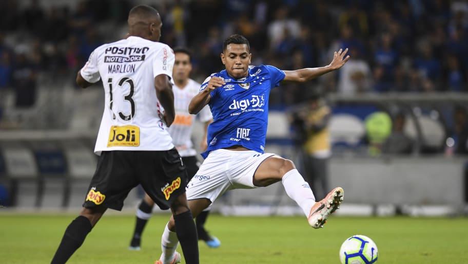 O XI ideal combinado de Corinthians e Cruzeiro, com base nas prováveis escalações - 1