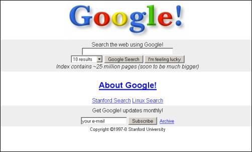 Quem fundou o Google? Confira esta e outras curiosidades sobre a empresa - 3