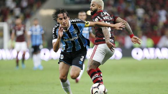 Gabriel Barbosa,Pedro Geromel