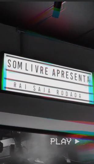 Saia Rodada grava novo DVD no Rio de Janeiro - 2