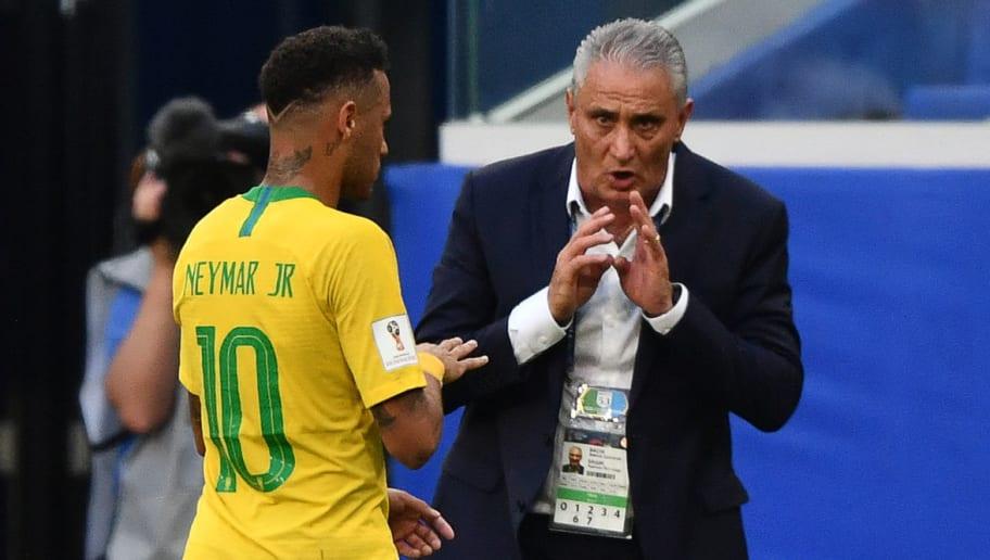 Sem Everton, Tite crava time titular e 'aumenta o tom' ao falar sobre Neymar - 1