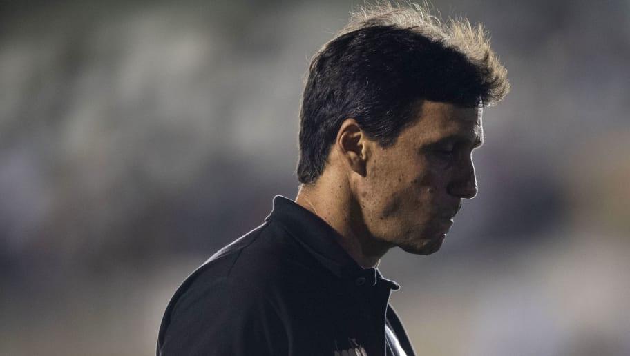 Sem muito tempo: missão de Zé Ricardo é manter o Inter onde ele está - 1