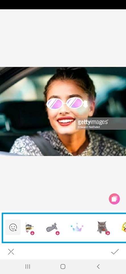 Sweet Selfie: Saiba como editar suas fotos no aplicativo - 6