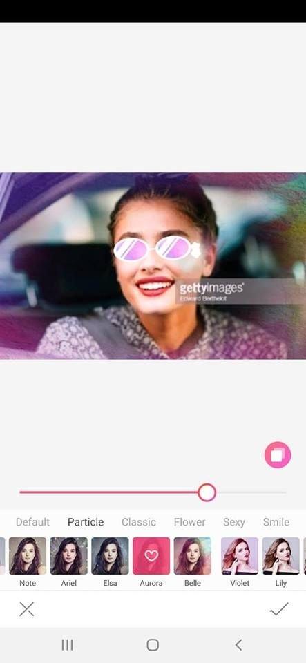 Sweet Selfie: Saiba como editar suas fotos no aplicativo - 7