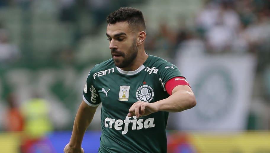 Torcedores do Palmeiras hostilizaram família de Bruno Henrique em Curitiba - 1