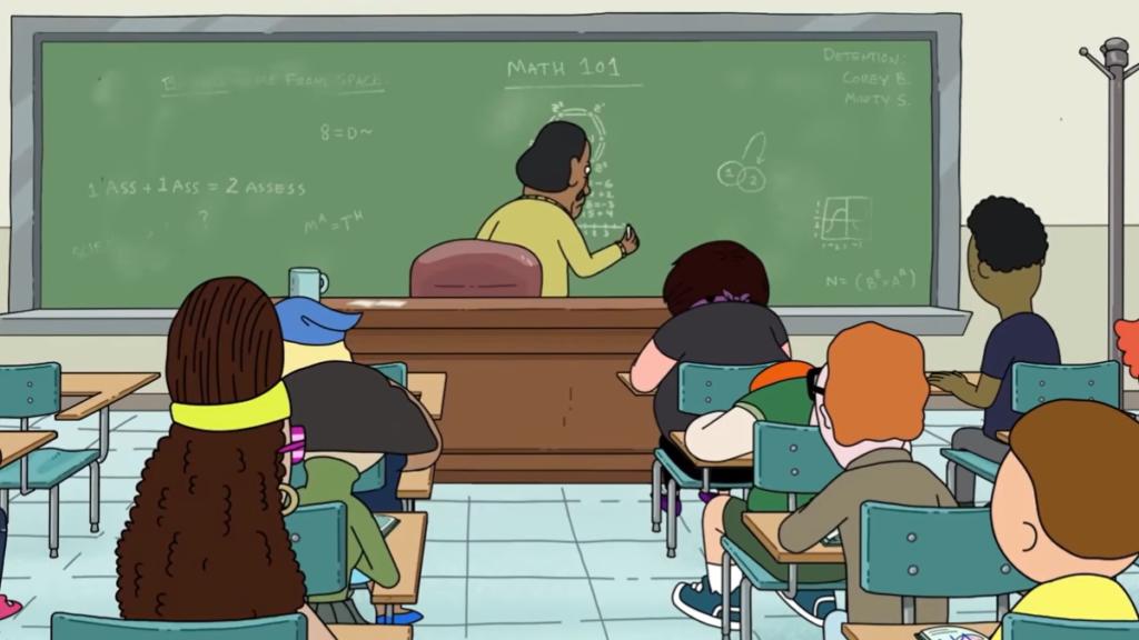 13 referências que você não viu na estreia da 4ª temporada de Rick and Morty - 10
