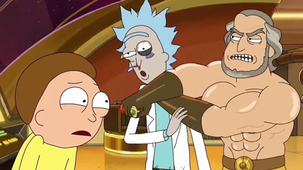 13 referências que você não viu na estreia da 4ª temporada de Rick and Morty - 3