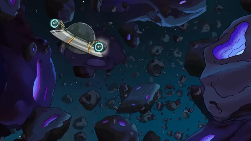 13 referências que você não viu na estreia da 4ª temporada de Rick and Morty - 4