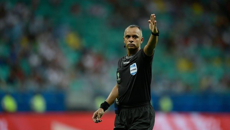 5 erros e acertos da arbitragem na rodada 29 do Campeonato Brasileiro - 1