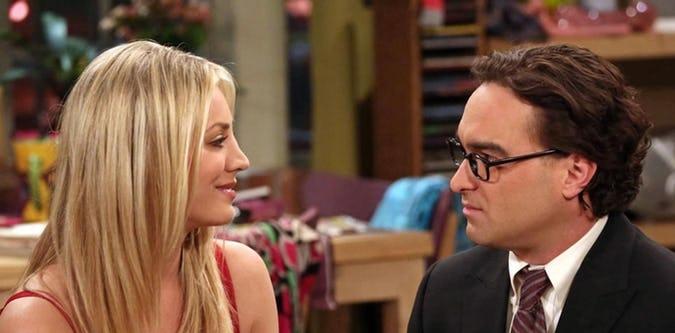 A pior coisa que Leonard fez para Penny em Big Bang Theory - 1