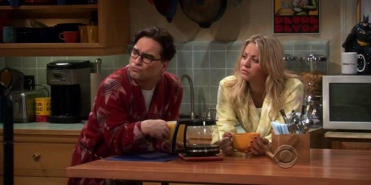 A pior coisa que Leonard fez para Penny em Big Bang Theory - 2