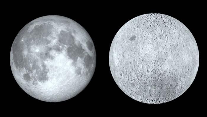 A primeira foto do lado afastado da Lua foi tirada pelos soviéticos há 60 anos - 1