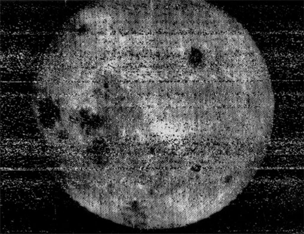 A primeira foto do lado afastado da Lua foi tirada pelos soviéticos há 60 anos - 2