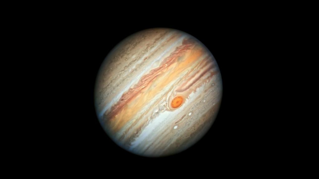 Afinal, a Grande Mancha Vermelha de Júpiter vai desaparecer ou não? - 4