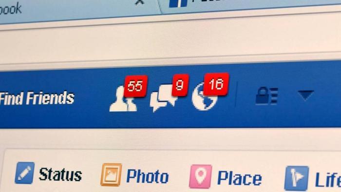 Agora você pode remover notificações indesejadas da barra do Facebook - 1