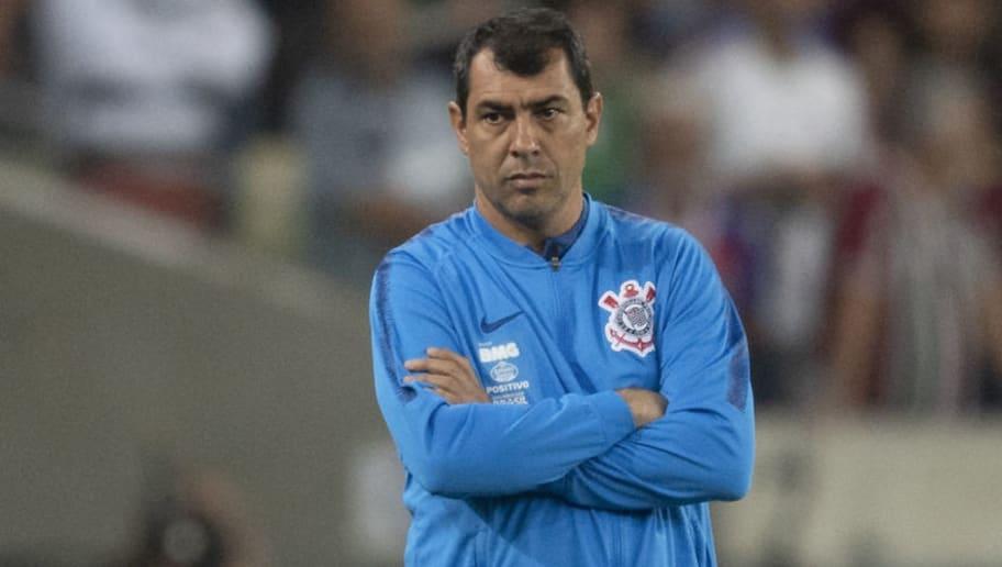 Alvo do Atlético-MG para 2020, Fábio Carille decide onde irá trabalhar após saída do Corinthians - 1