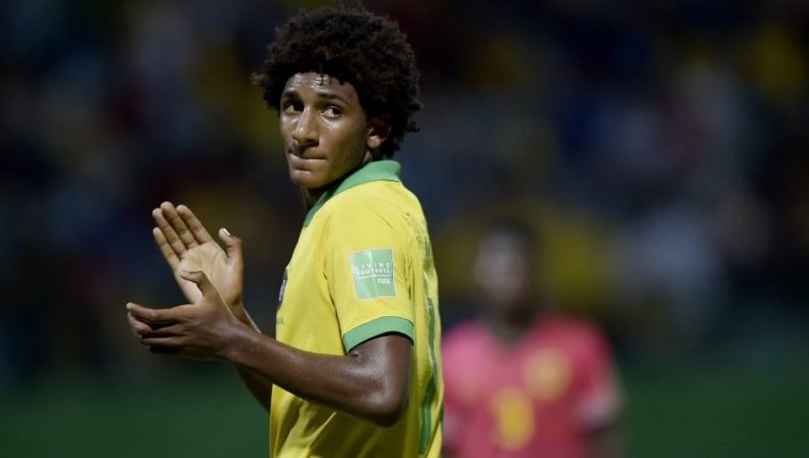 Após polêmica convocação, Talles tem séria lesão na coxa e CBF define prazo de retorno ao Vasco - 1