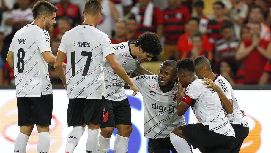 Atacante encaminha saída do Athletico-PR e pode se transferir para o futebol asiático em 2020 - 1