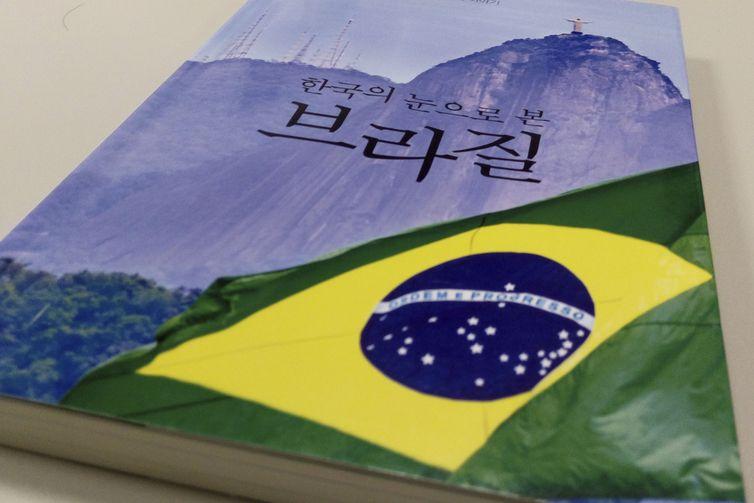 Livro Coreia sobre o Brasil