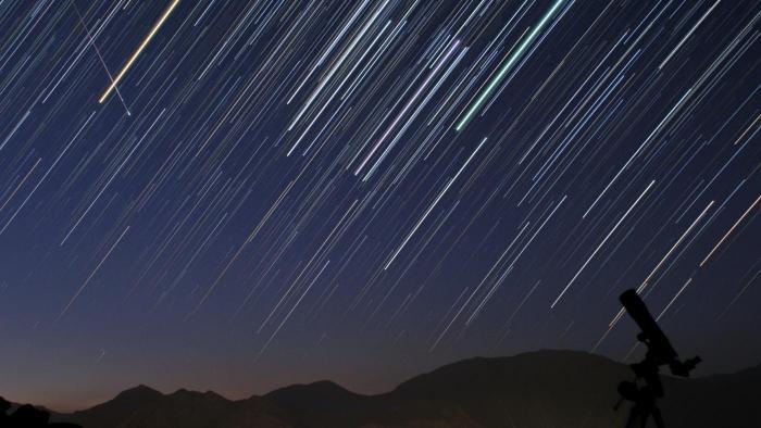 Chuva de meteoros pode ser vista do Brasil na madrugada de sexta-feira (22) - 1