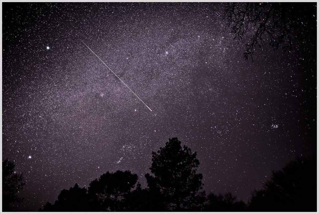 Chuva de meteoros pode ser vista do Brasil na madrugada de sexta-feira (22) - 2