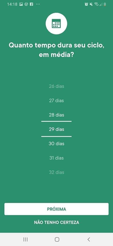 Clue: saiba como usar o aplicativo para acompanhar seu ciclo menstrual - 6