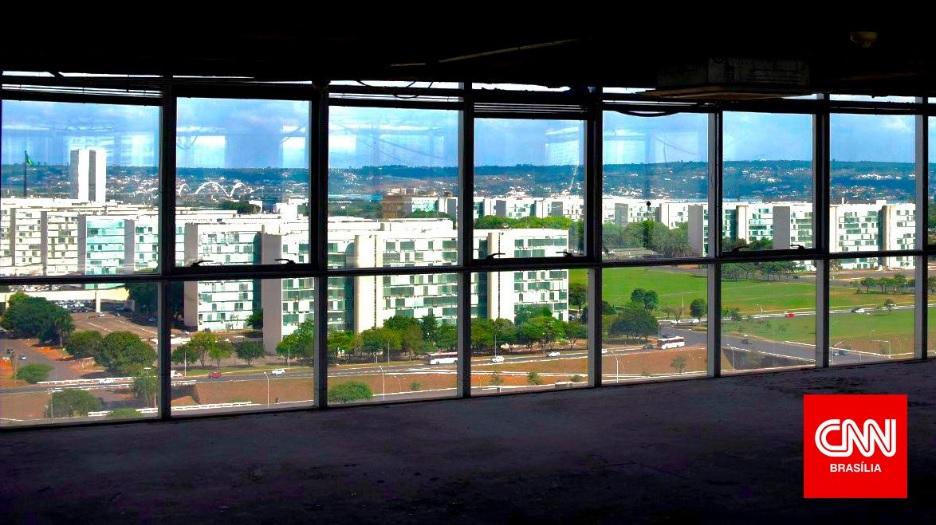 CNN Brasil escolhe moderno arranha-céu para seu escritório em Brasília; veja fotos - 2