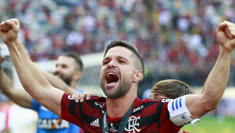 Cogitado no Santos e São Paulo, Diego Ribas abre o jogo e fala sobre seu futuro no Flamengo - 1