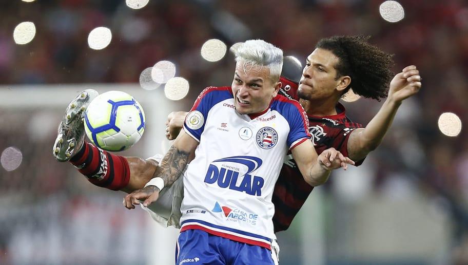 Com merecimento, destaque do Bahia ganhará nova chance no Palmeiras - 1