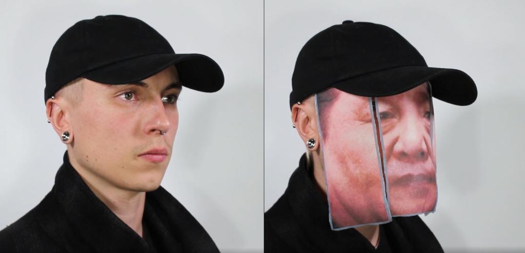 Conheça o incrível boné capaz de enganar reconhecimento facial - 2